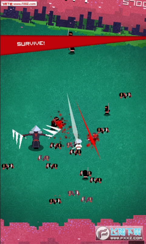 忍者物语魔王的挑战手游安卓版1.0.8截图0