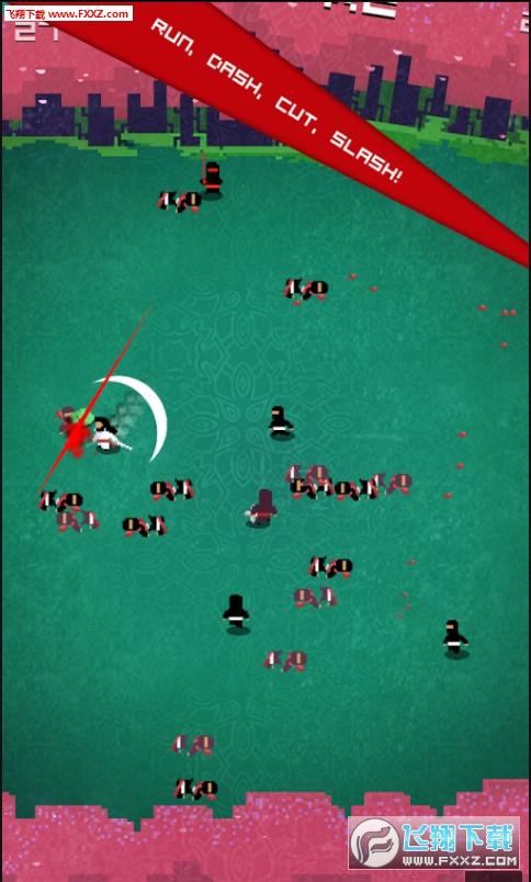 忍者物语魔王的挑战手游安卓版1.0.8截图2
