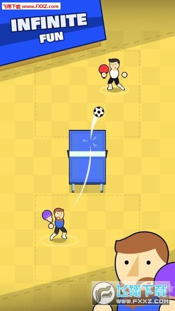 乒乓无限手游v1.0截图0
