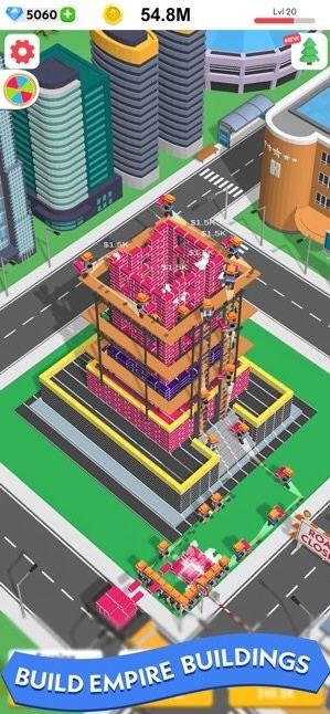 闲置建筑3D手机版截图0