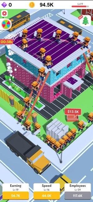 闲置建筑3D手机版截图1