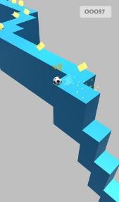 弯曲足球安卓版(ZigZig Soccer)1.0.3截图1