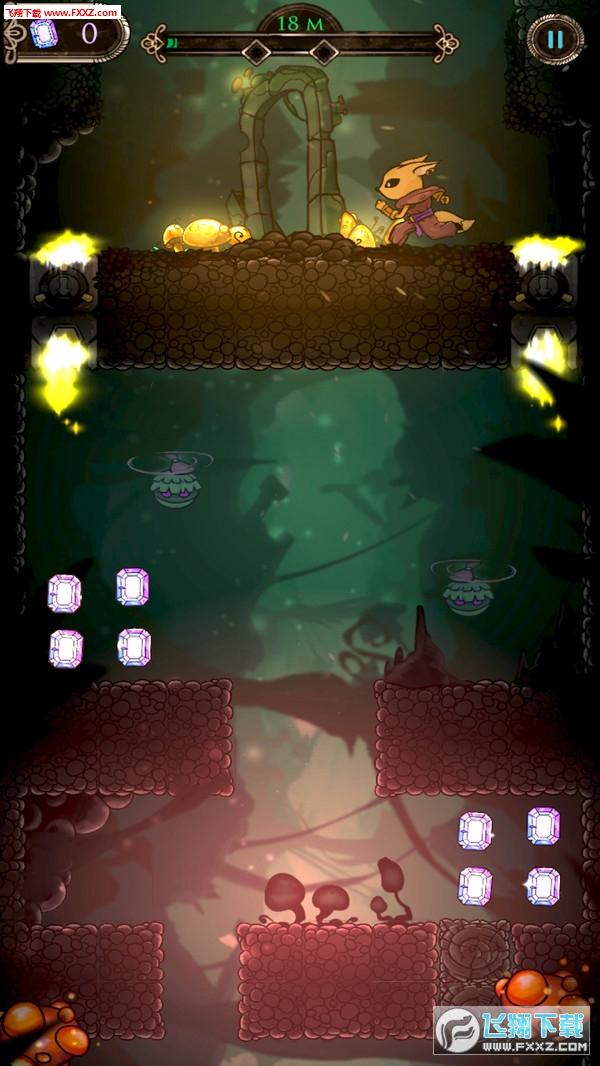 深渊王国奥德赛安卓正式版v0.1截图1
