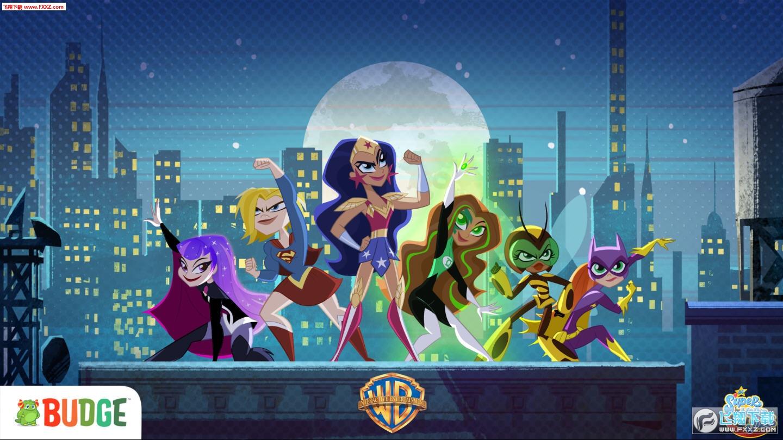 DC超级英雄女孩闪电战手游1.3.1截图0
