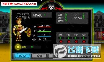 Zombie fight手游1.0.15截图1