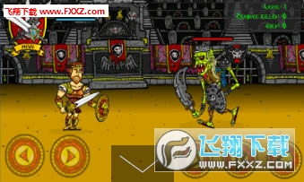 Zombie fight手游1.0.15截图2