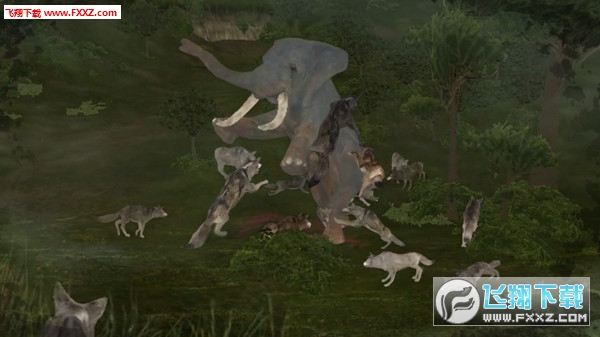 野生动物丛林法则手游v3.32截图3