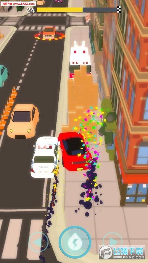 公路逃亡安卓版v1.0.1截图0