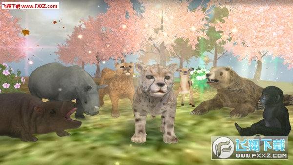 野生动物丛林法则安卓版v3.32截图1