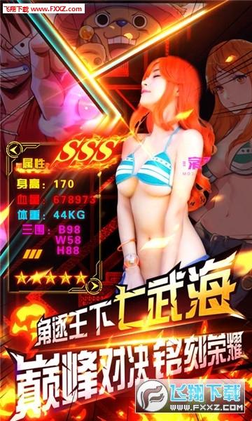 龙域世界热血海贼团GM特权版1.0截图2