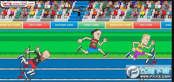 漫画夏季运动会手机安卓版0.3截图2