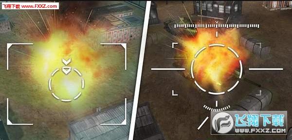 现代无人机空袭战破解版1.9.1截图2