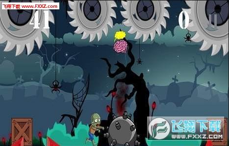 僵尸世界无休止的奔跑手游安卓版1.0截图1