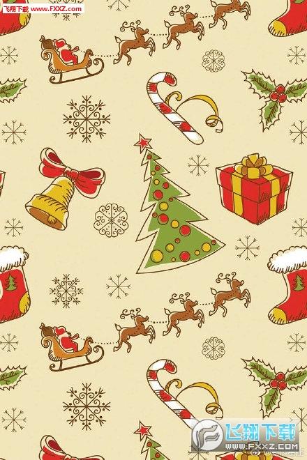 2019圣诞壁纸高清图片v1.0截图0