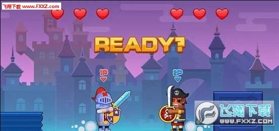 摇摆战斗骑士官方安卓版1.0.0截图1