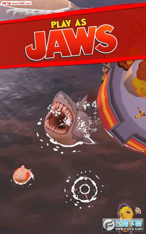 大白鲨大作战官方版v0.1.0截图0