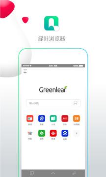 绿叶浏览器app安卓版1.0.0截图3