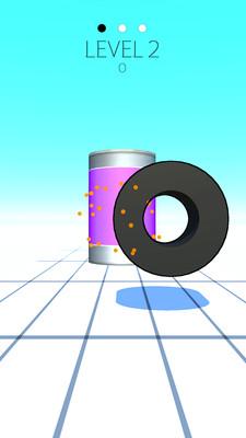 碰撞彩球安卓版v0.1截图0
