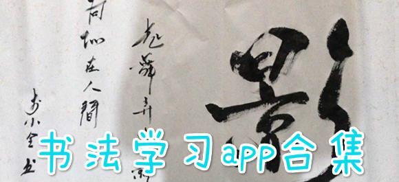 书法学习app合集_书法学习app排行榜_书法学习app推荐