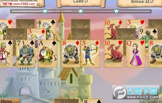 传奇纸牌失去的卡片截图1