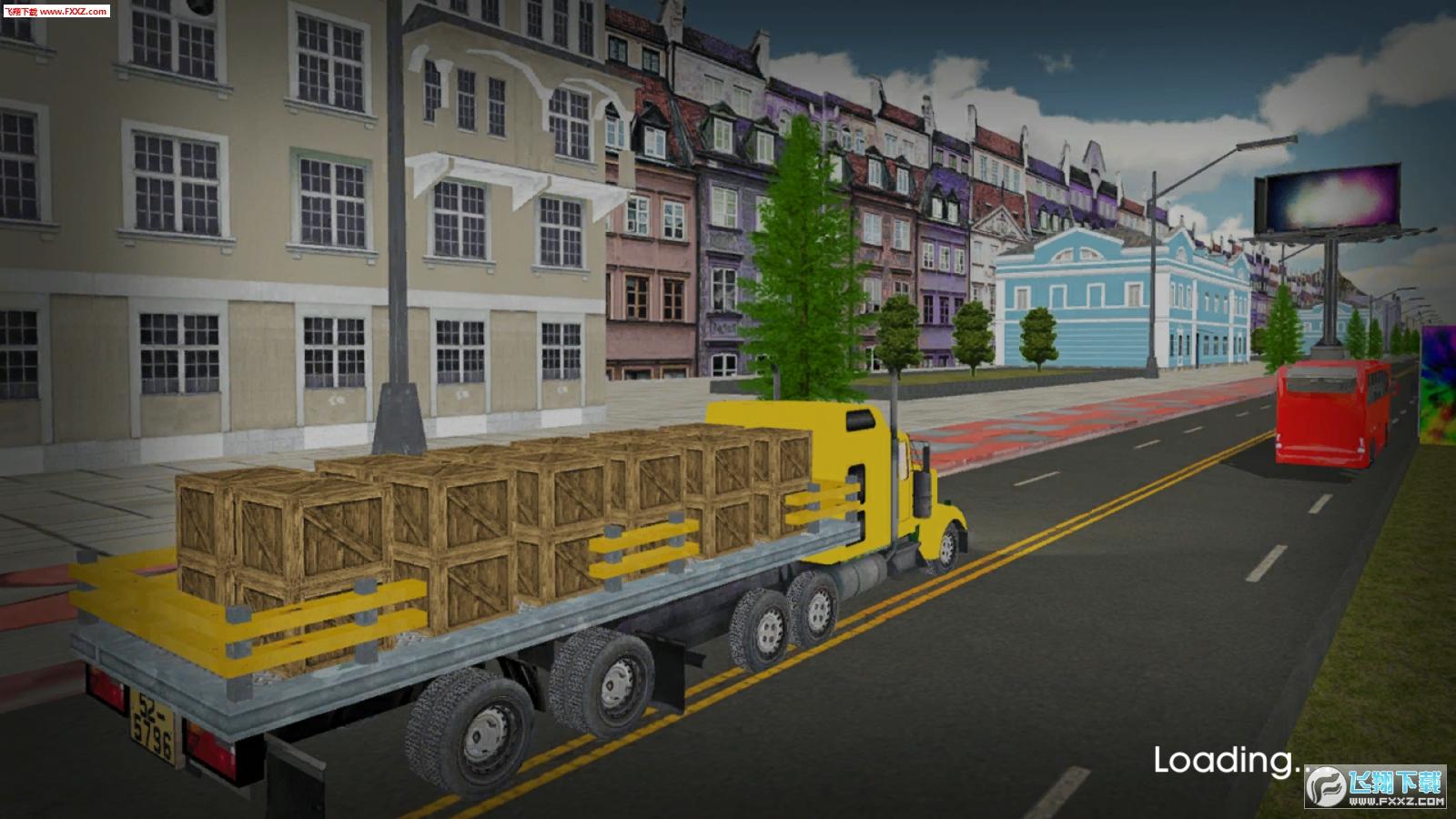 模拟运输手游1.0截图0