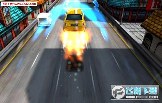 奔跑3D赛车手游1.0截图0