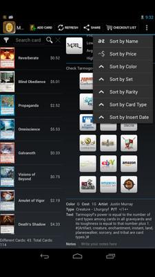 万智牌收藏app2.41截图1