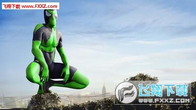绳索蛙英雄手游v1.0截图2