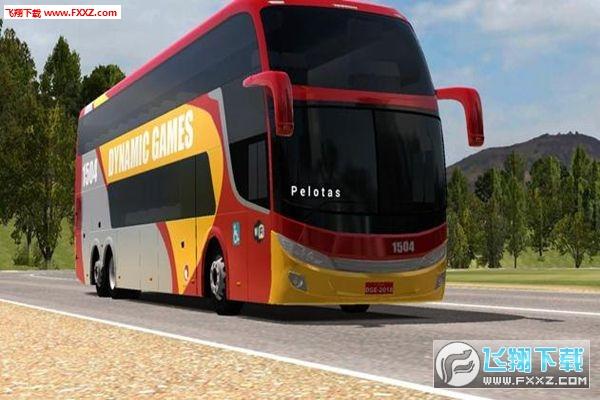 世界巴士驾驶模拟器2019手游