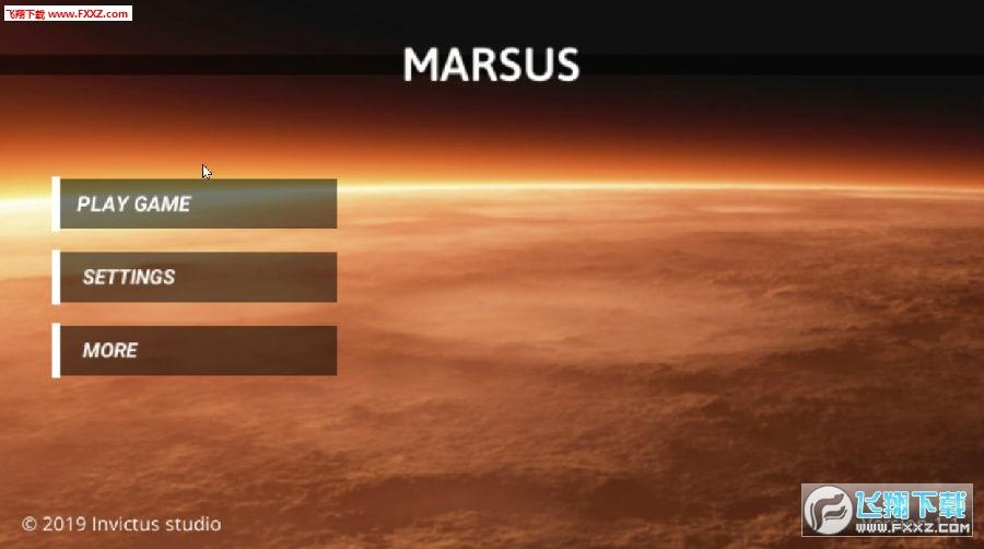 火星上的幸存者