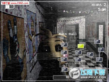 弗雷迪模拟器2手游v1.07截图2