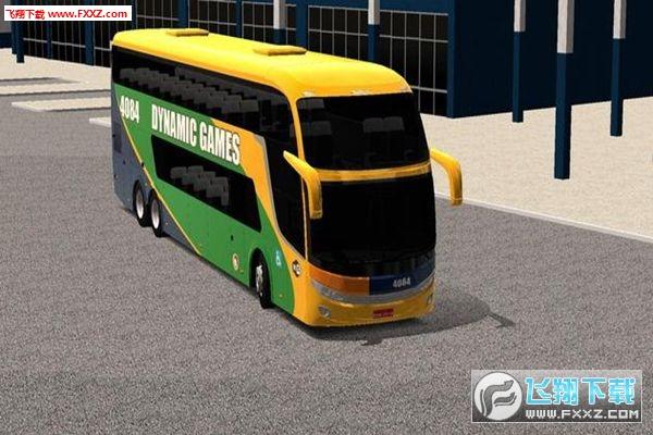 世界巴士驾驶模拟器2019手游v0.47截图1