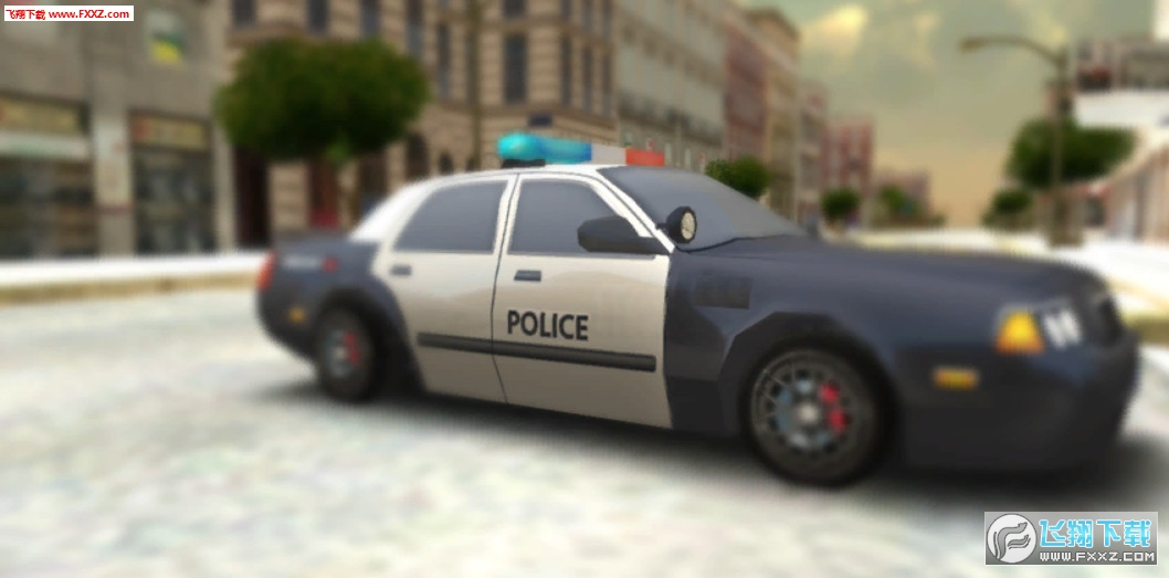 警车模拟器免费手游1.3截图1