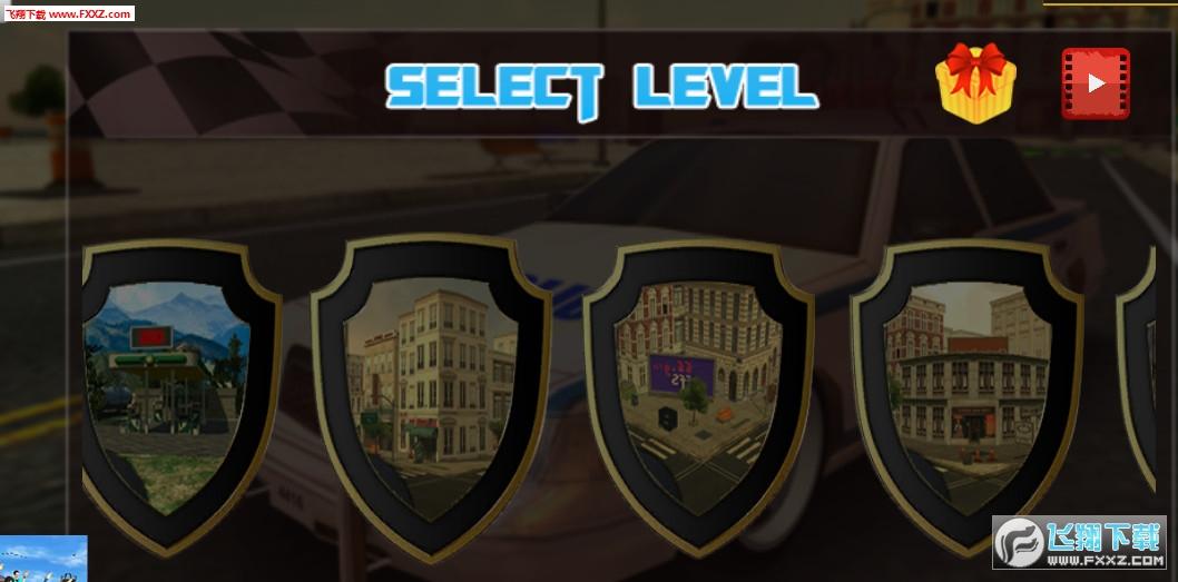 警车模拟器免费手游1.3截图2