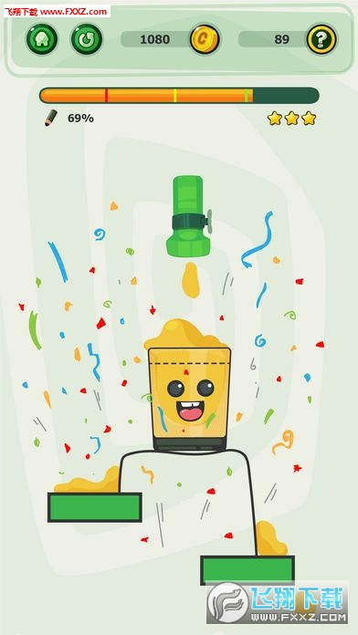 Happy Cups官方版v1.1截图1