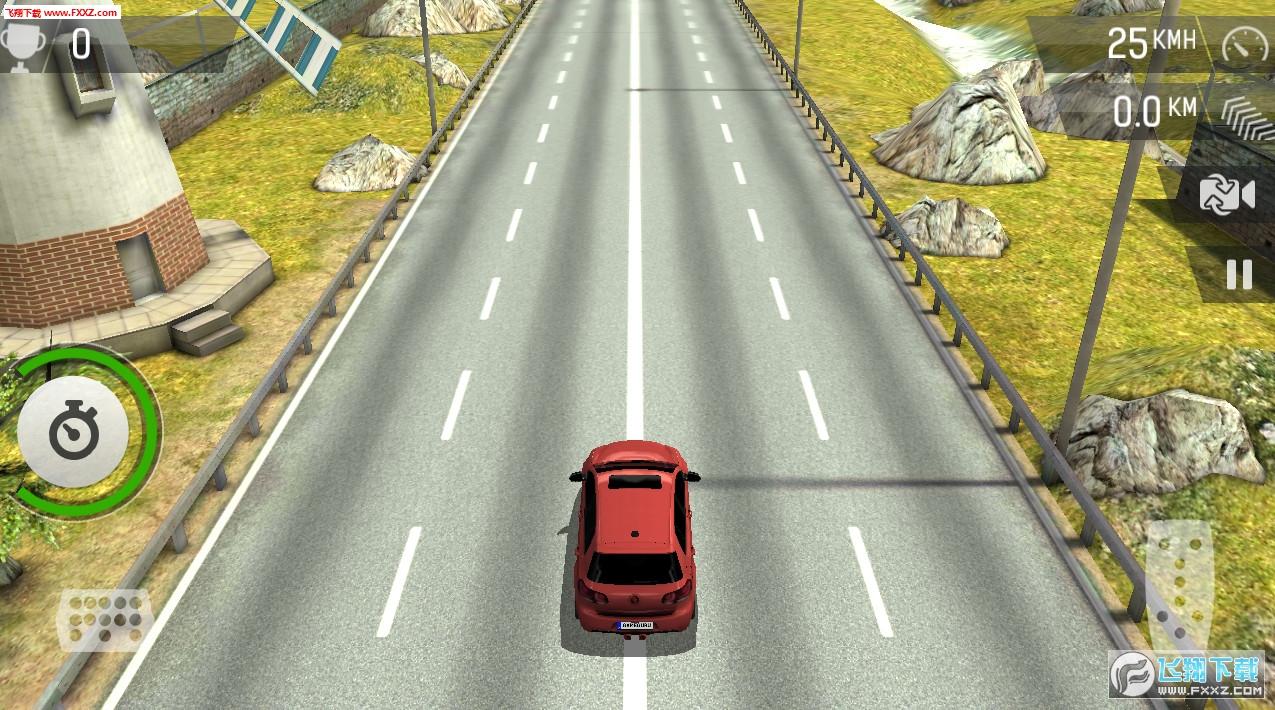 狂热飙车官方版1.2截图1