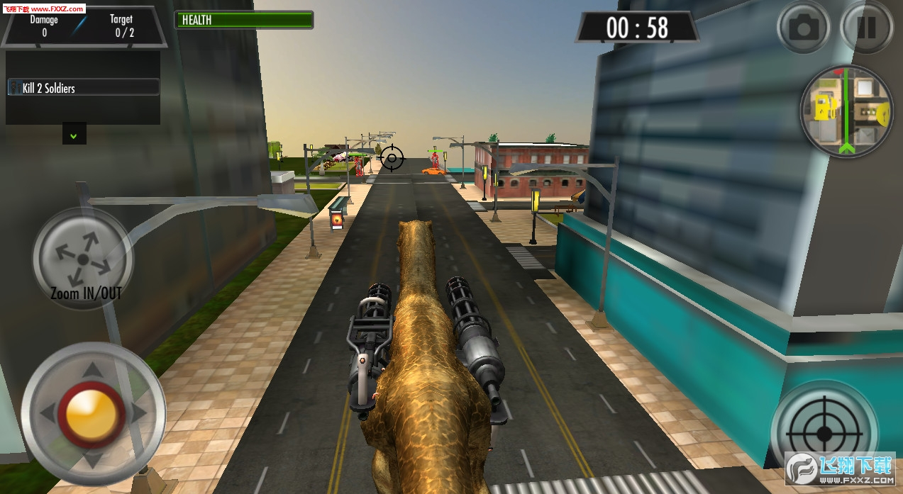 恐龙生存斗争安卓版2.7截图2