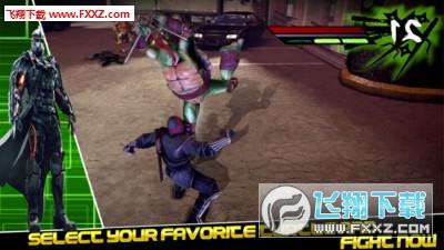 忍者神龟超级英雄城市3D免费手游1.0截图0
