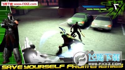 忍者神龟超级英雄城市3D免费手游1.0截图2