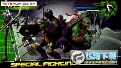 忍者神龟超级英雄城市3D免费手游1.0截图1