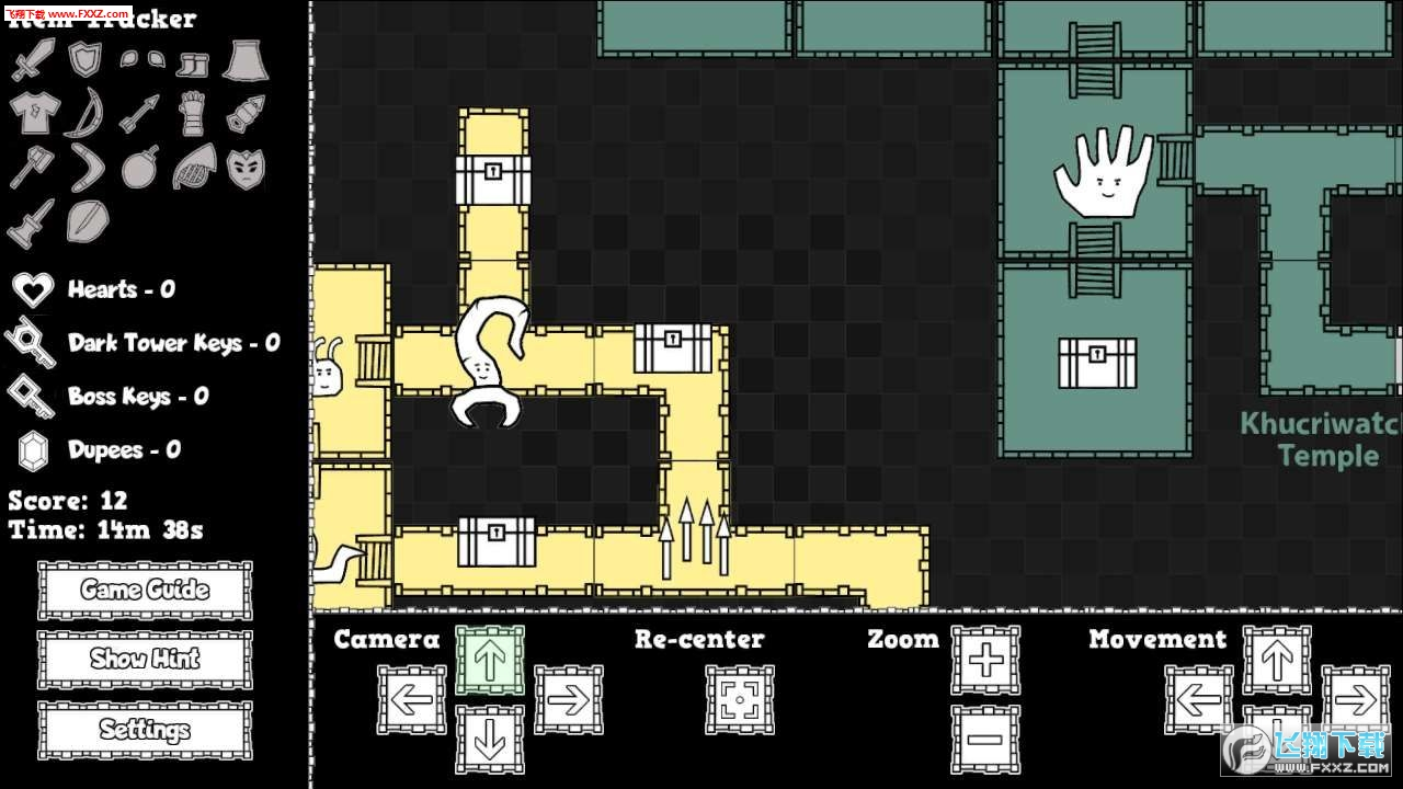 地下城随机发生器官方版v5.0截图1