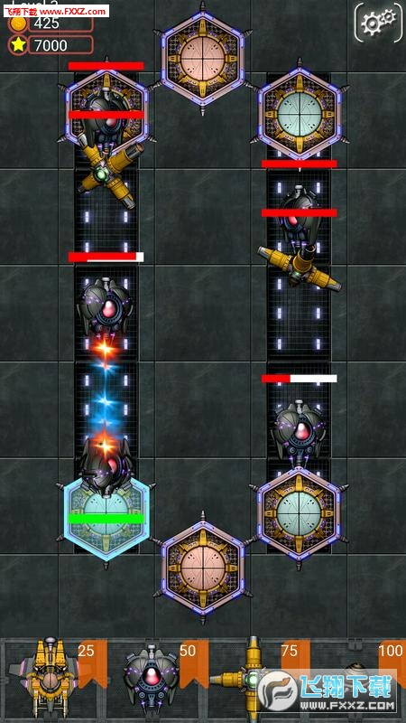 太空力量官方版v1.01截图1