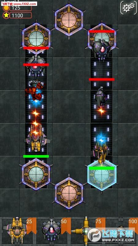 Space Forces安卓版v1.01截图0
