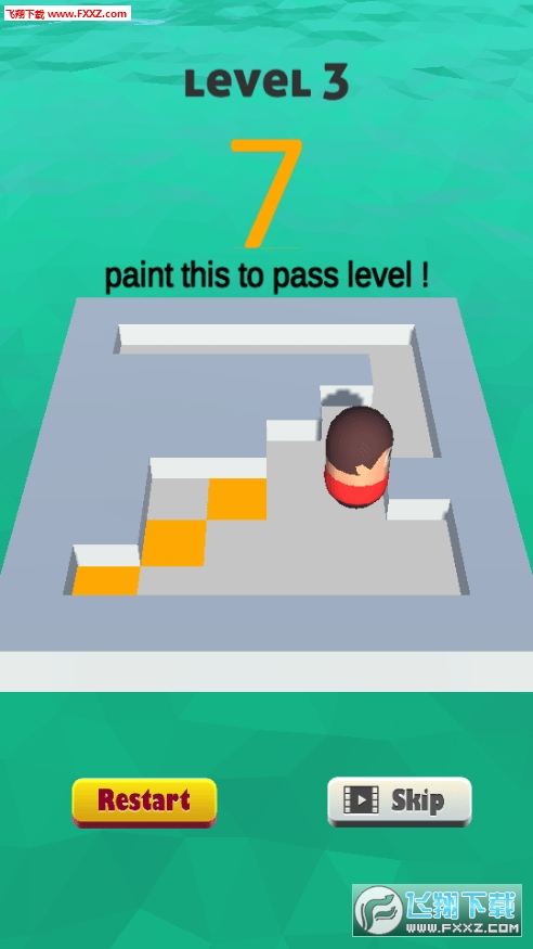 Paint Splash手游安卓版1.0截图0