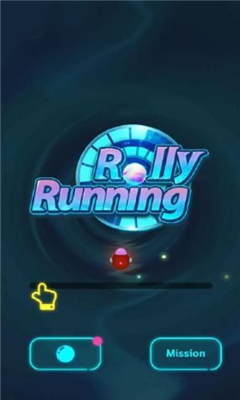 Rolly Running手游官方版2.0截图0