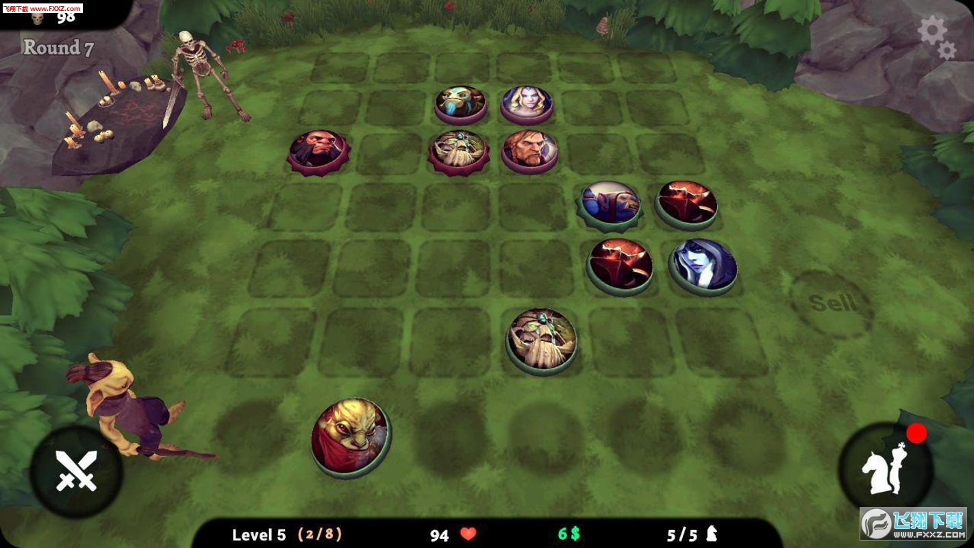 Auto Chess Lite自走棋安卓版v1.0截图2
