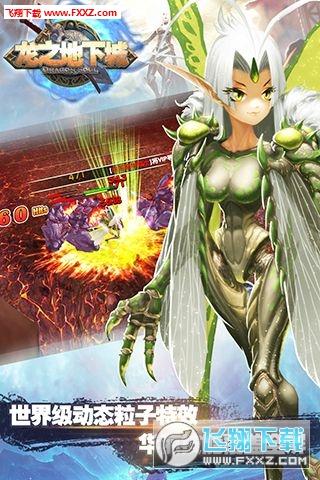 龙之地下城apk(魔幻风RPG)0.0.5.0截图2