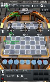 CyberAutoChess自走棋手游v1.0截图2
