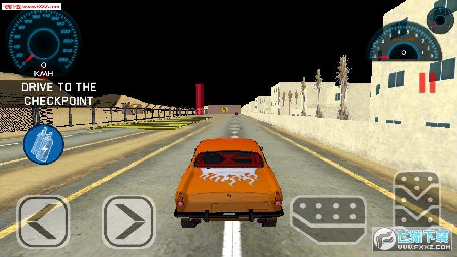 法拉利汽车碰撞试验安卓版