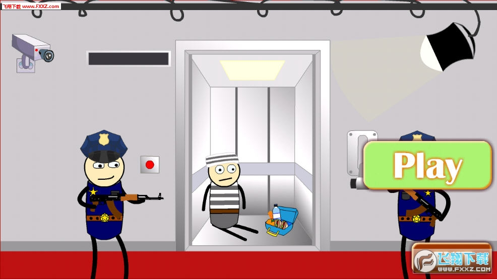 火柴人逃离电梯2手机版
